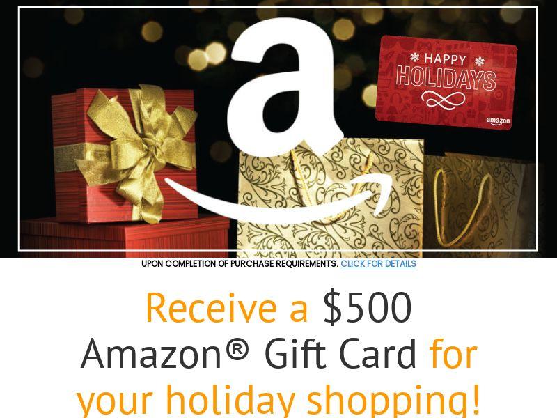 Amazon Holiday US