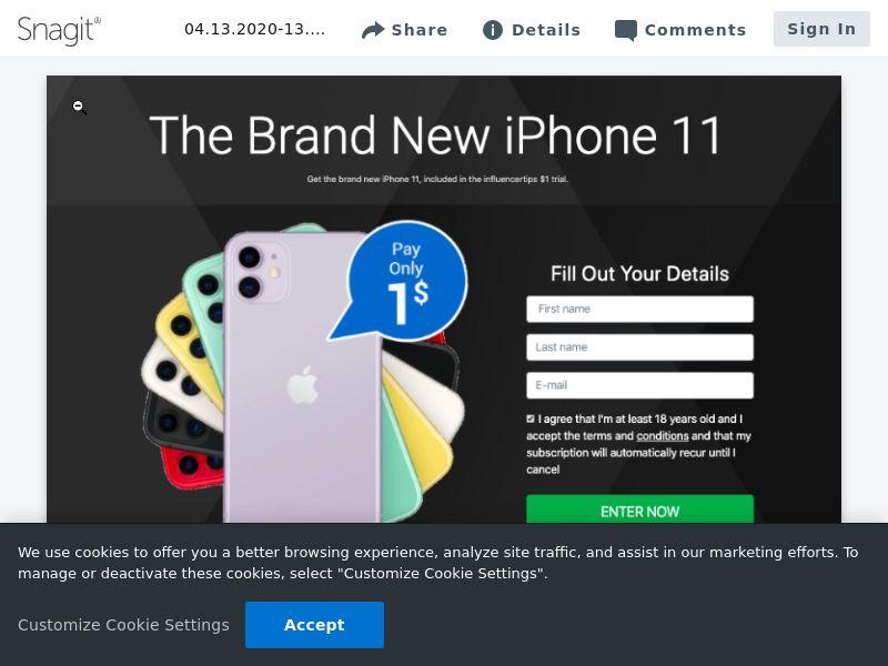 OV - iPhone 11 (Black) | US