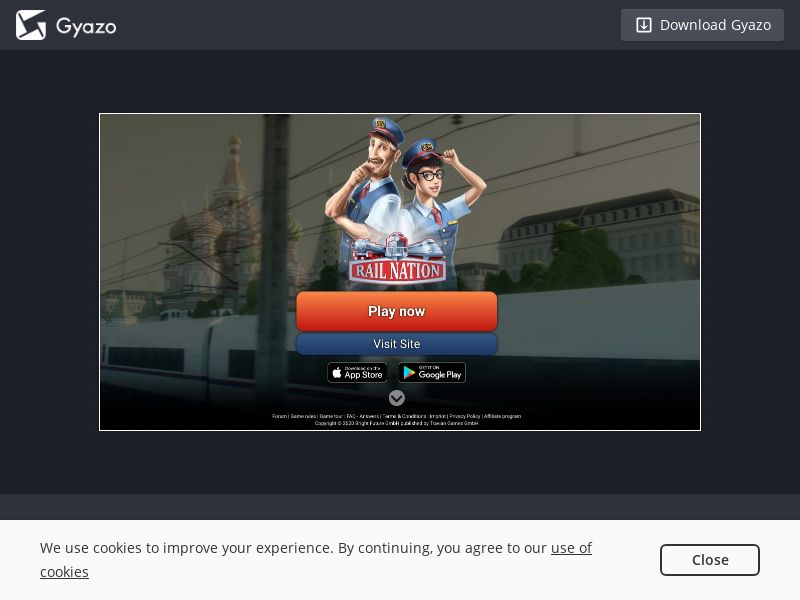 PL - Rail Nation - WEB