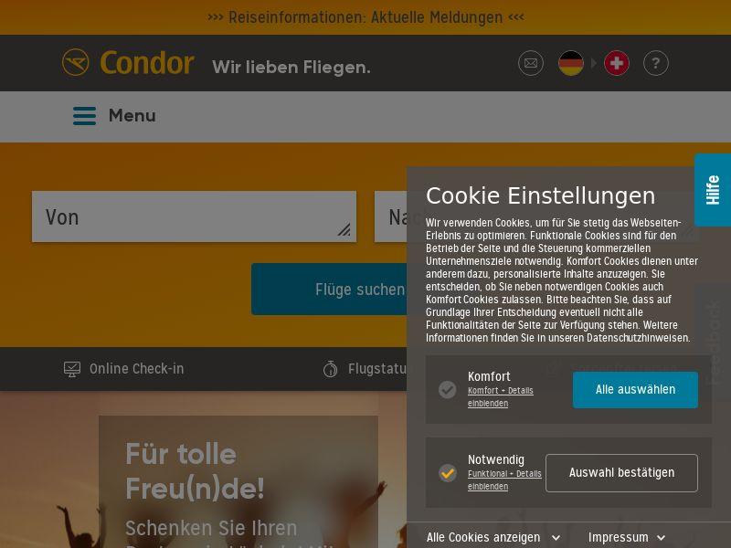 Condor - DE (DE), [CPS]