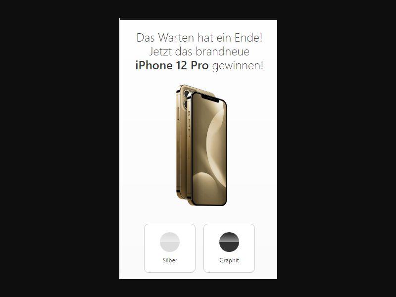 DE/CH - Samsung S21/iPhone 12 Pro (DOI) [DE,CH] - DOI registration