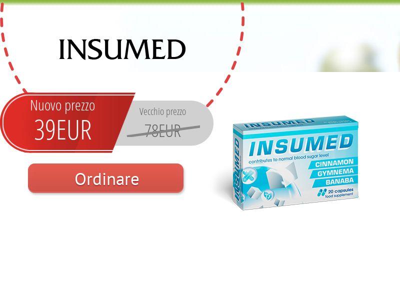 Insumed IT - sugar control supplement