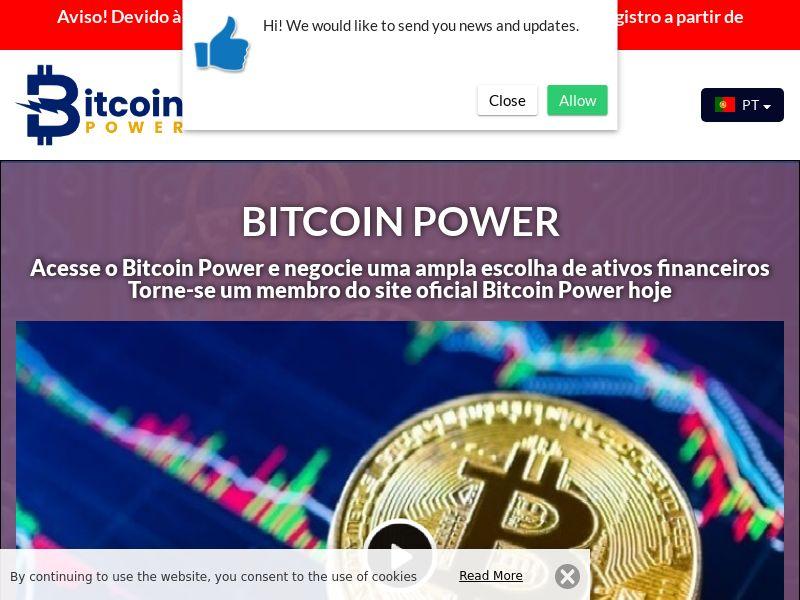 Bitcoin Power Portuguese 3674
