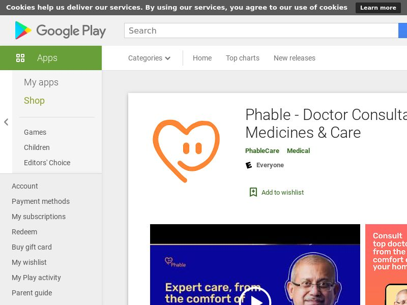 Phable Care AND IN
