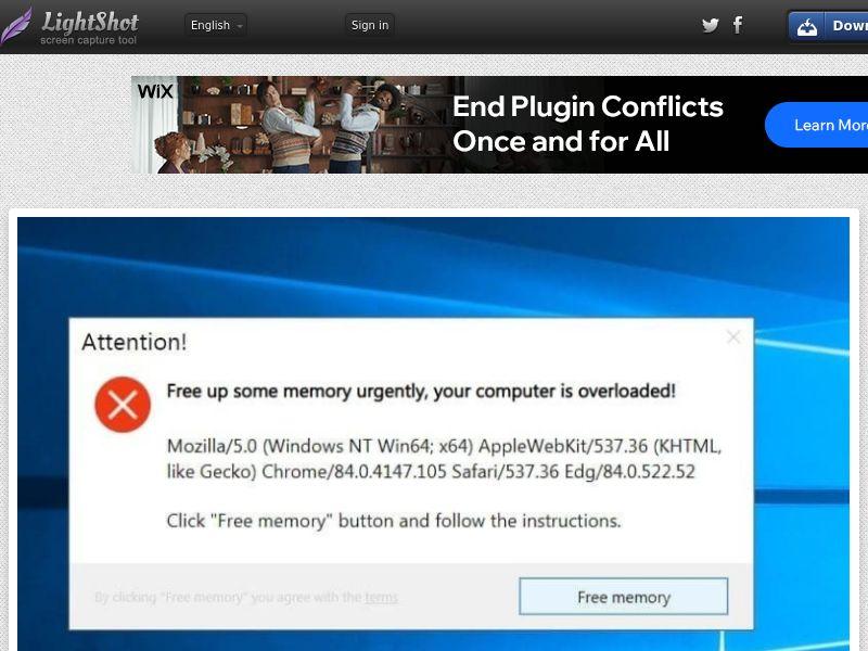 Free Memory - Microsoft Edge (DE) (CPD) (Windows)