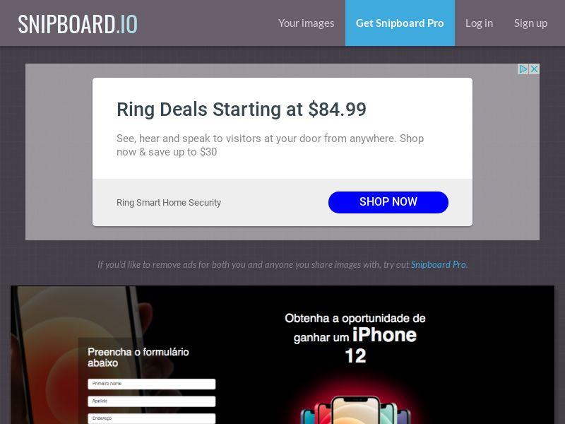 BigEntry - iPhone 12 v1 PT - CC Submit