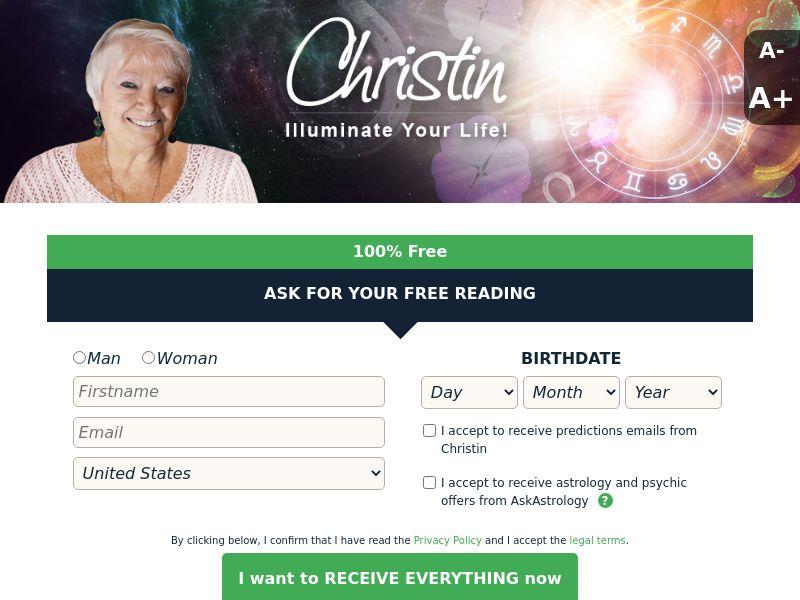 Christin - UK/CH - CPL