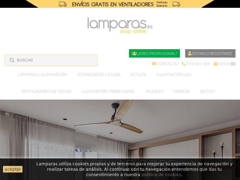 Lamparas - ES (ES), [CPS]