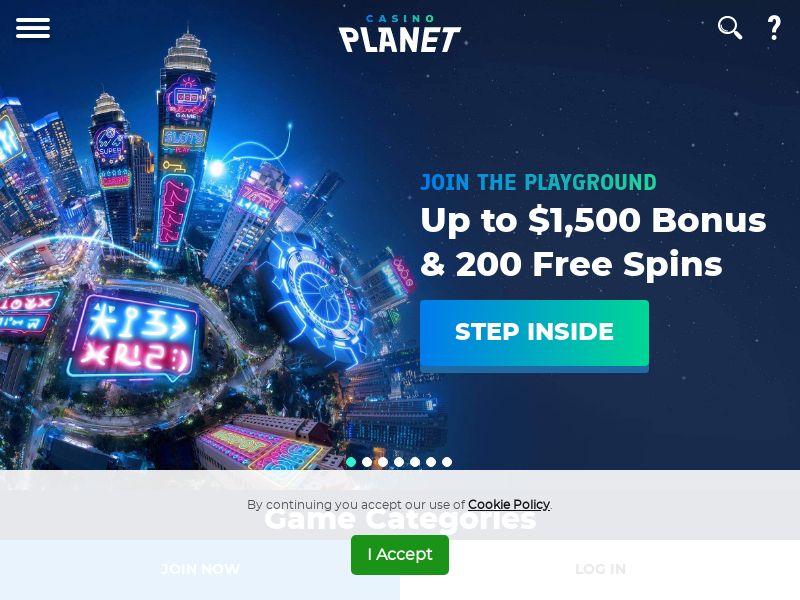 Planet Casino RS CA