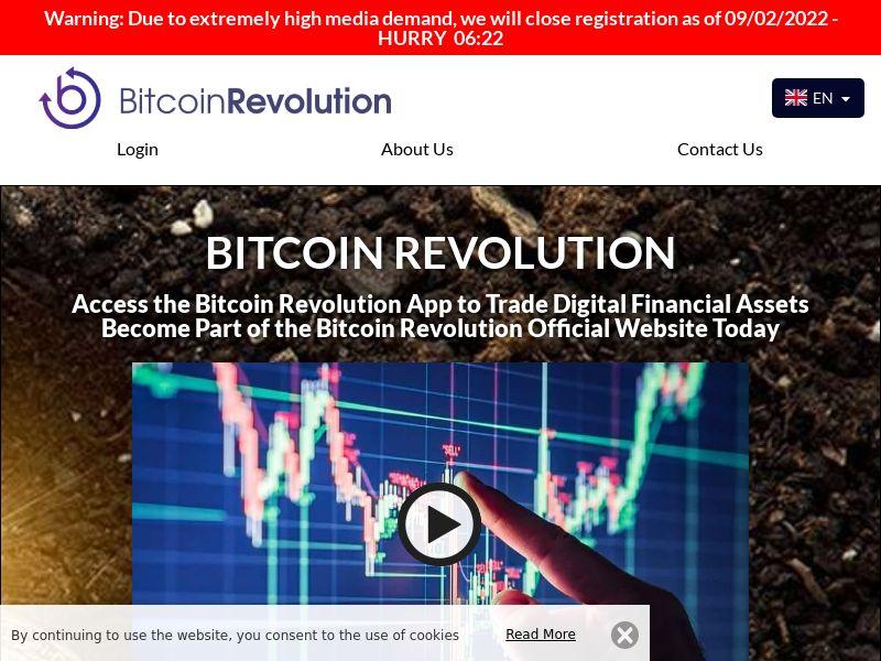 Bitcoin Revolution English 872