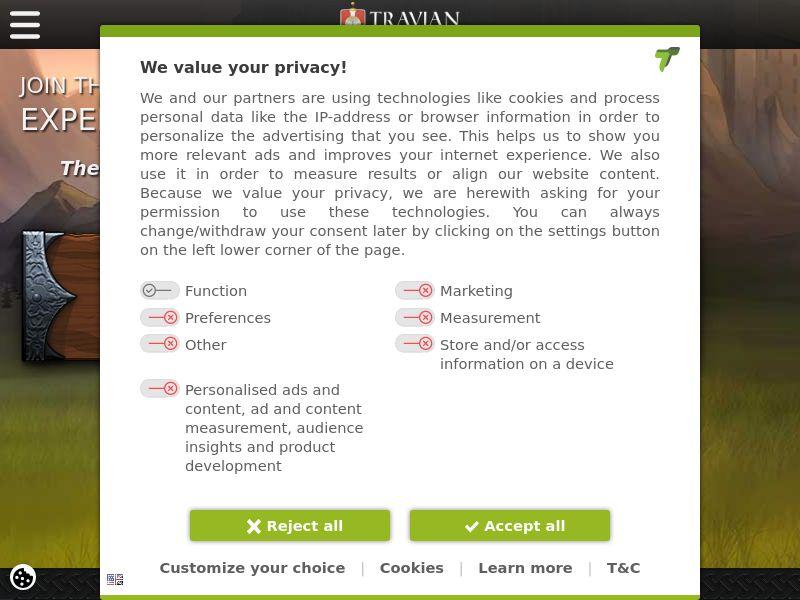 Travian - EG (EG), [CPA], Entertainment, Games, Browser games, game