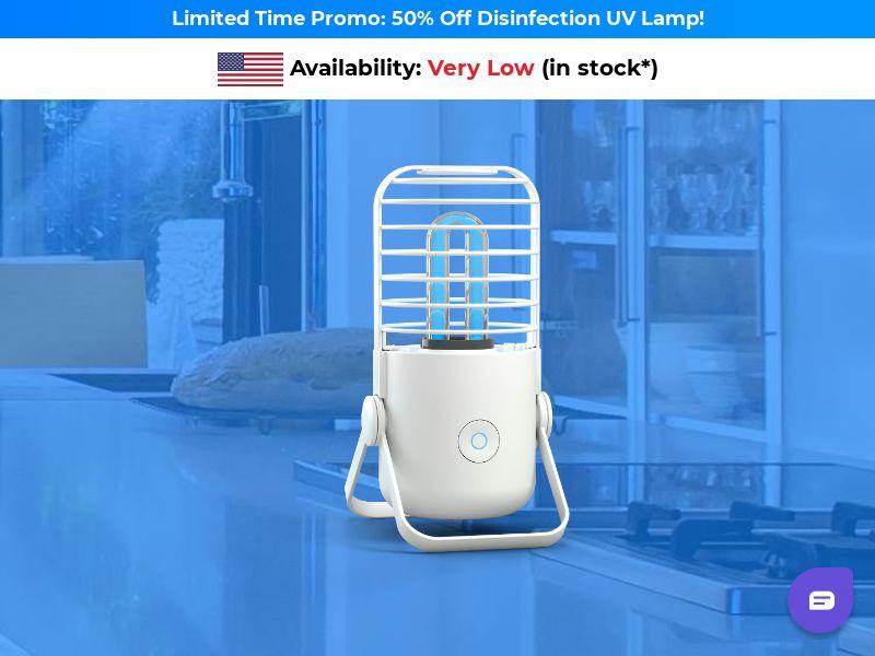 Sterilizex - Portable Home Cleanser (UK) (CPS)