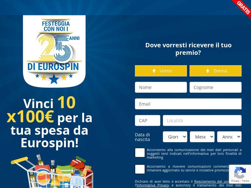 (14197) [WEB+WAP] Eurospin - IT - CPL