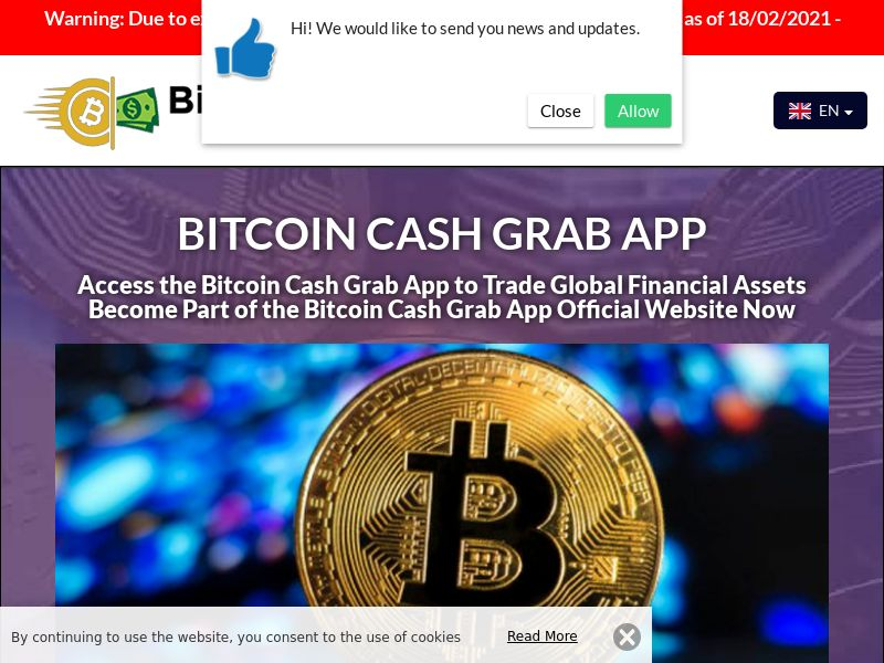 The Bitcoin Cash Grab Thai 2513