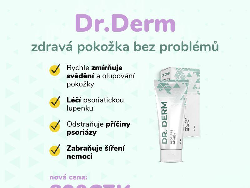 Dr.Derm CZ - anti-psoriasis product
