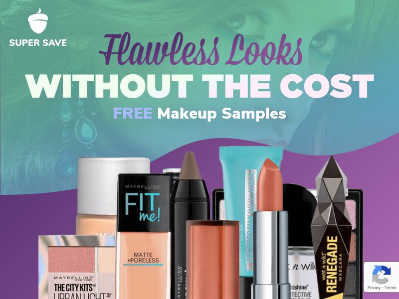 Free Makeup Samples - Incent