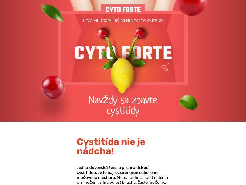 Cyto Forte - SK