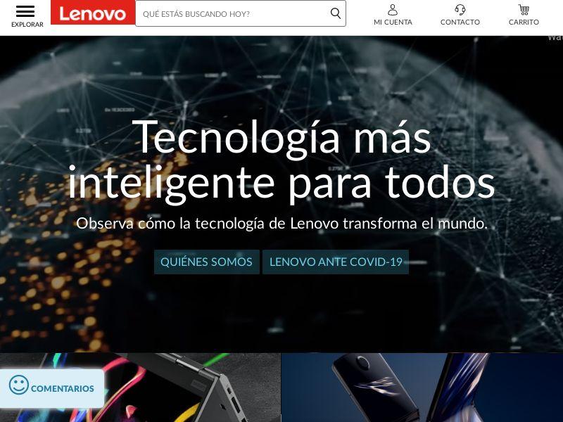 Lenovo Colombia