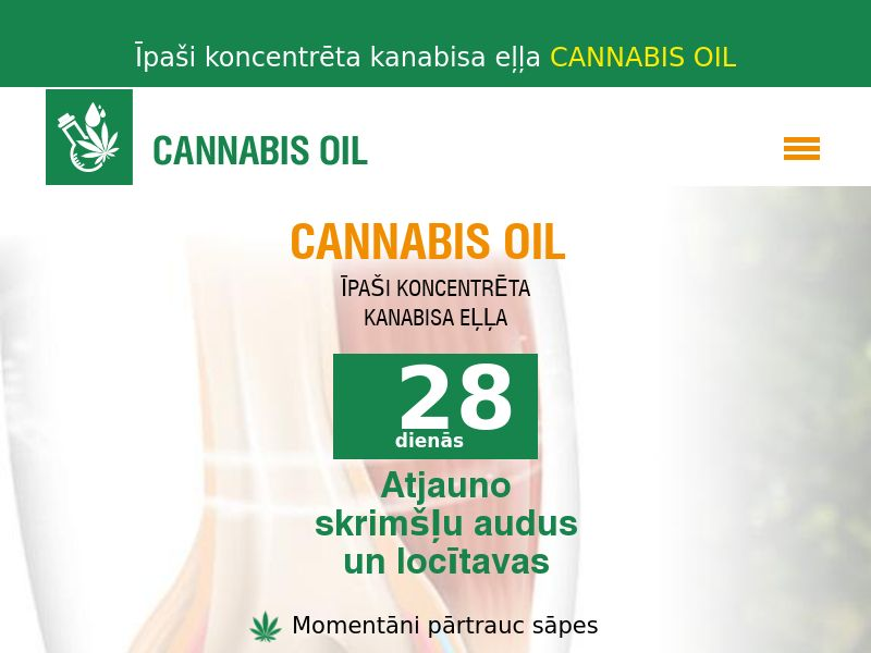 Cannabis Oil LV(joints)
