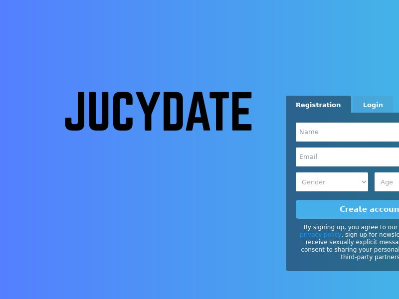 11317) [WEB+WAP] Jucydate - UK,AU,US,CA - CPL