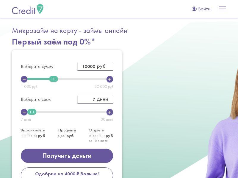 credit7.ru