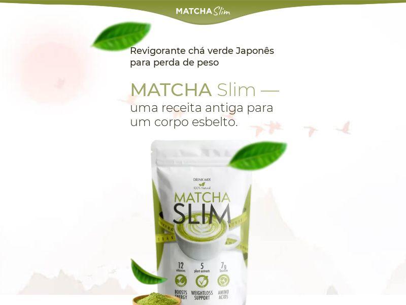 Matcha Slim - PT