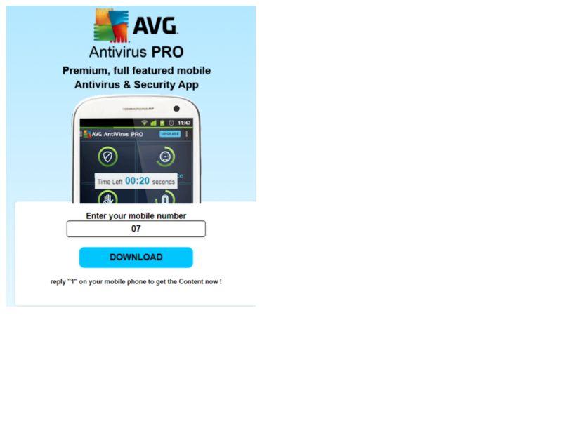 AVG Security Safaricom