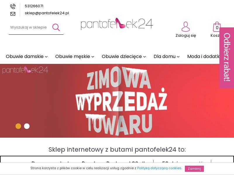 Pantofelek24 - PL (PL), [CPS], Fashion, Shoes, Sell, shop, gift