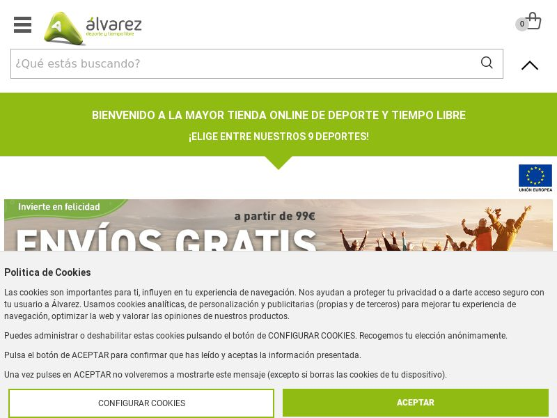 Armería Álvarez - ES (ES), [CPS], Sport & Hobby, Sell