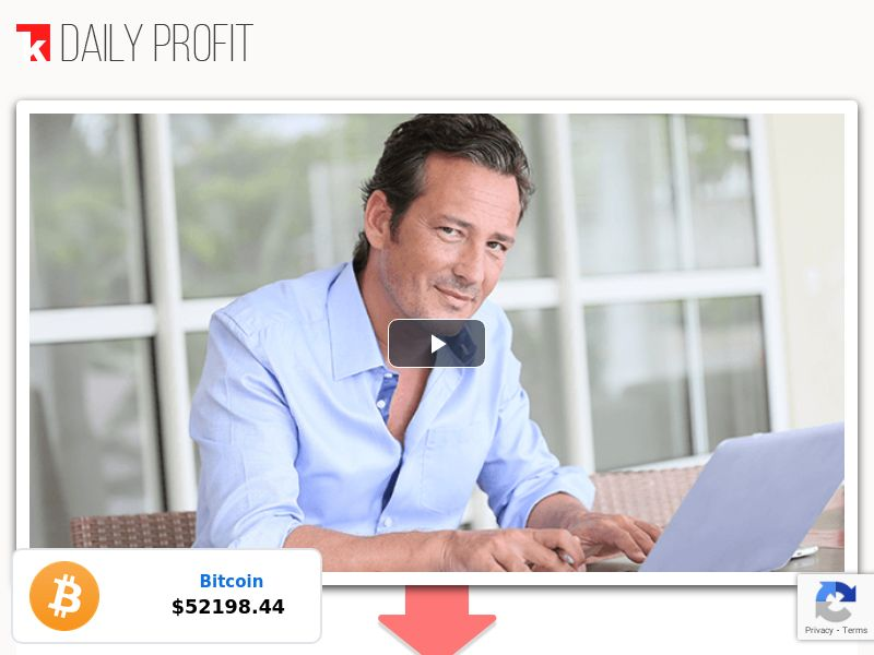 1KDaily-Profit (MultiGeo), [CPA], Business, Investment platforms, Financial instruments, Deposit Payment, bitcoin, cryptocurrency, finance, money