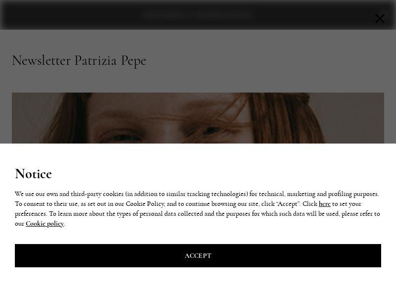 Patrizia Pepe - PL (PL), [CPS]