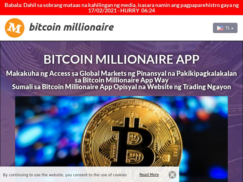 Bitcoin Millionaire App Filipino 2890
