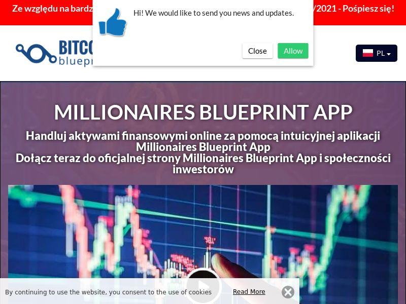 Millionaires Blueprint App Polish 3227