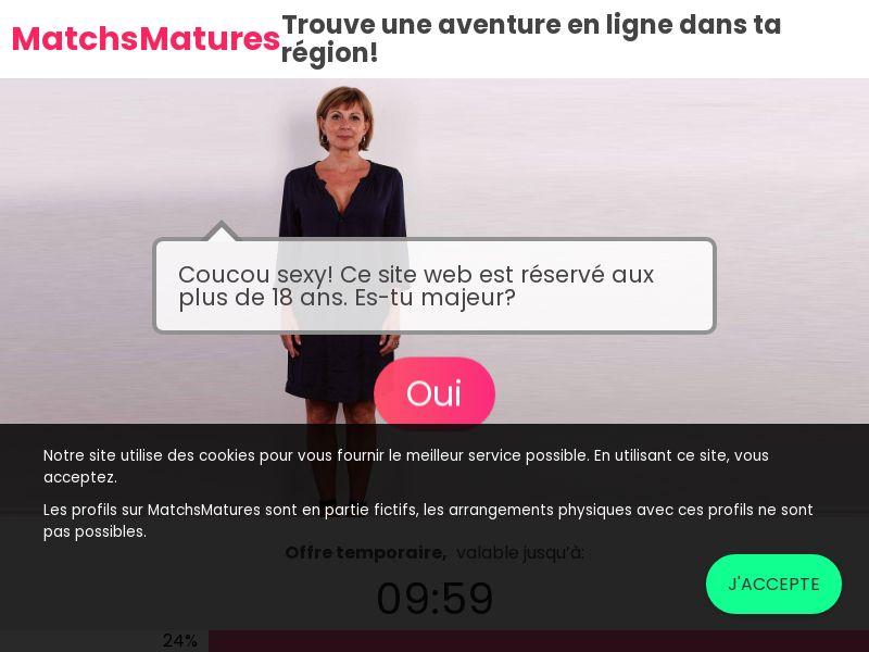 MatchsMatures