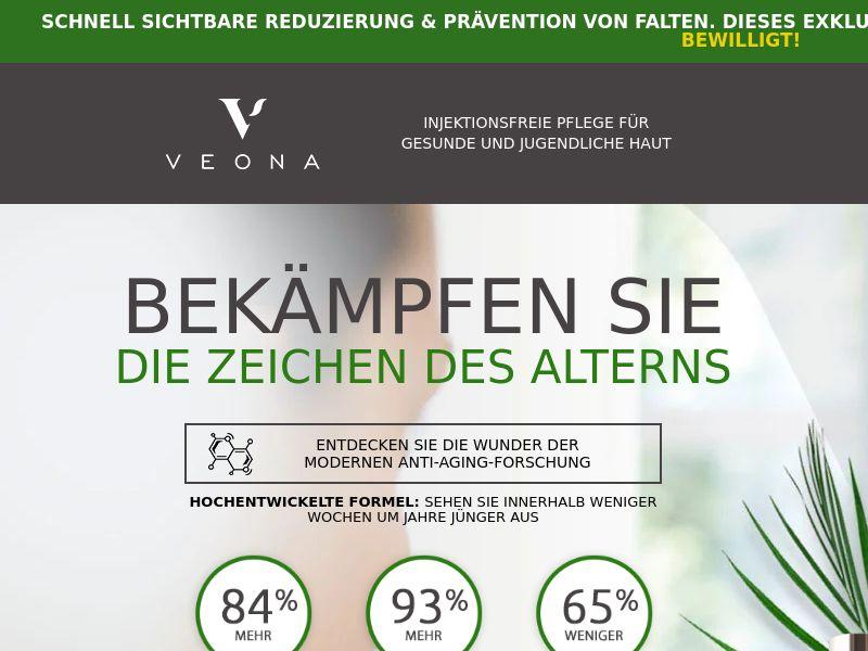 Veona Beauty - German [DE,AT,CH] (Banner,Native,Social,Push,Search,SEO,PPC) - CPA {No Email}