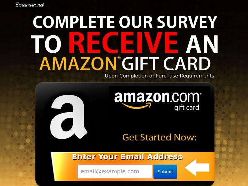 Amazon GC - US - CPL - Incent - DIRECT
