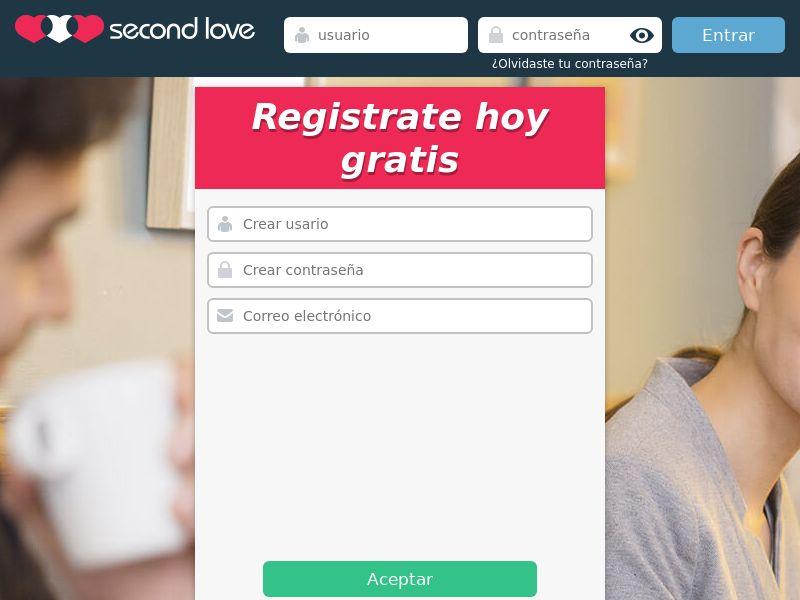 Second Love 35+ [MX]  DOI  Responsive
