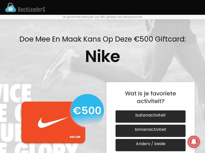 Buckleaders - Nike - NL