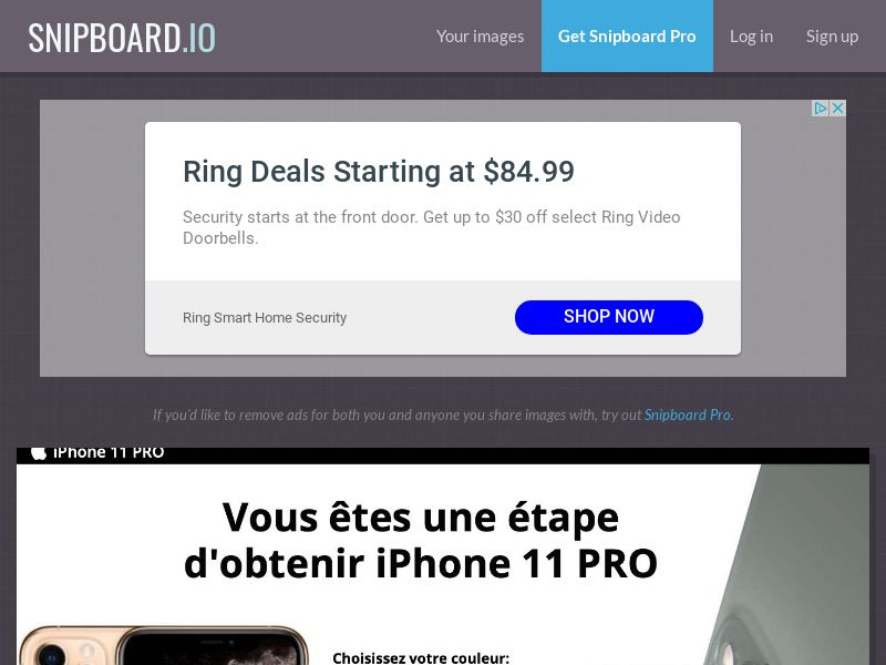 SteadyBusiness - iPhone 11 Pro LP45 FR - CC Submit
