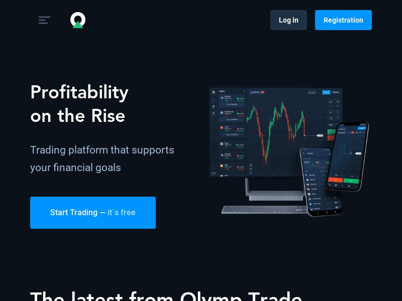 OlympTrade CPA