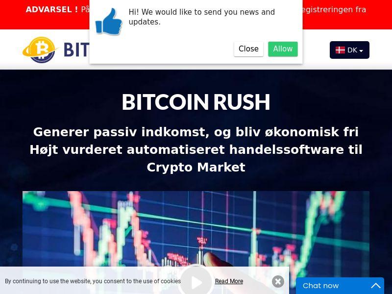 Bitcoin Rush Danish 2113