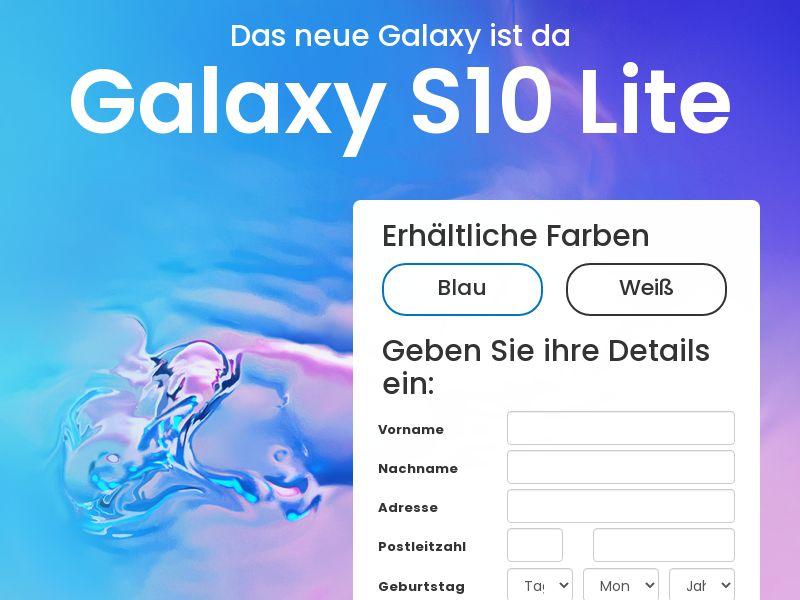 Samsung Galaxy S10 Lite - DE