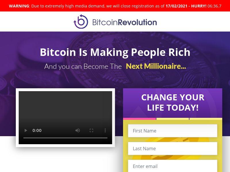 Bitcoin Revolution - v1