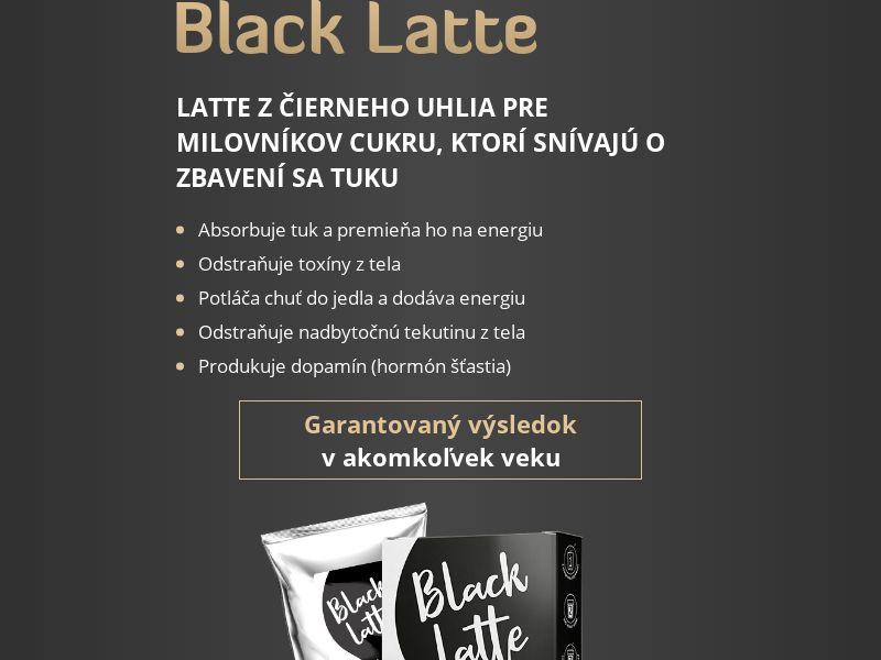 Black Latte - SK