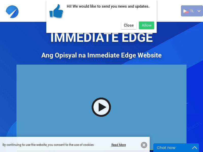 Immediate Edge Pro Filipino 3796