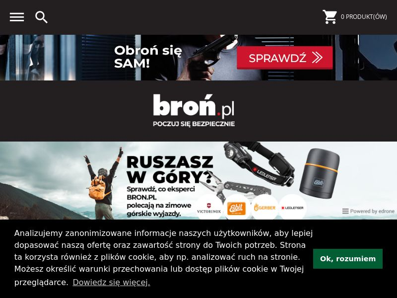 bron.pl - PL (PL), [CPS], Sport & Hobby, Sell