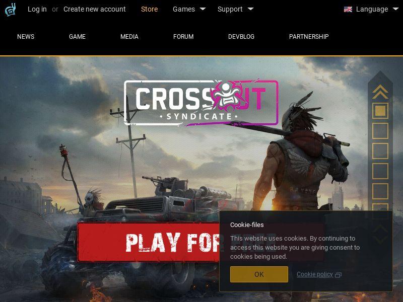 CrossOut WW