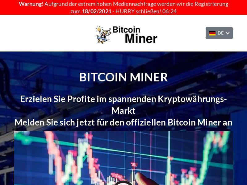 The Bitcoin Miner German 2261 4206