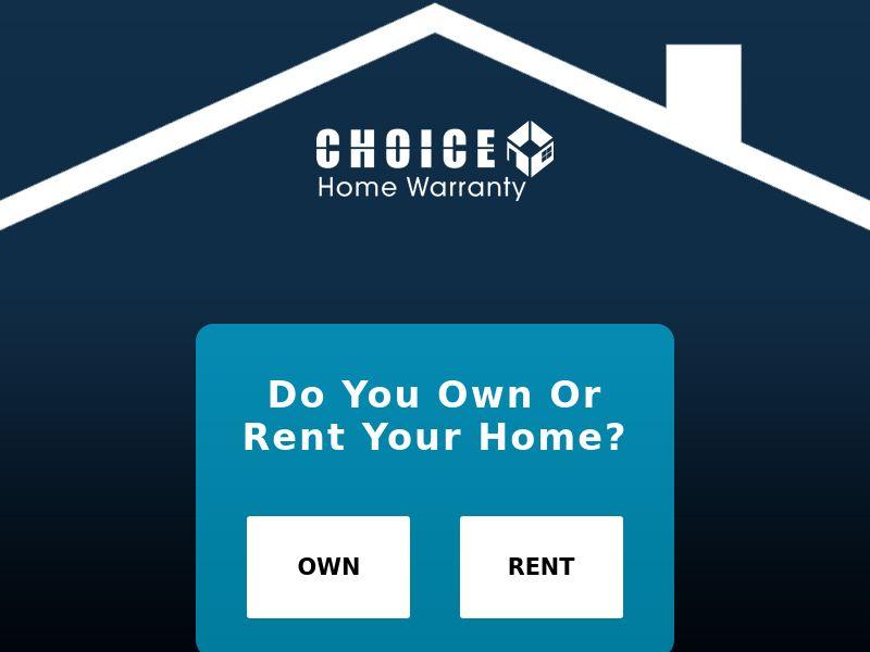 Choice Home Warranty Quiz