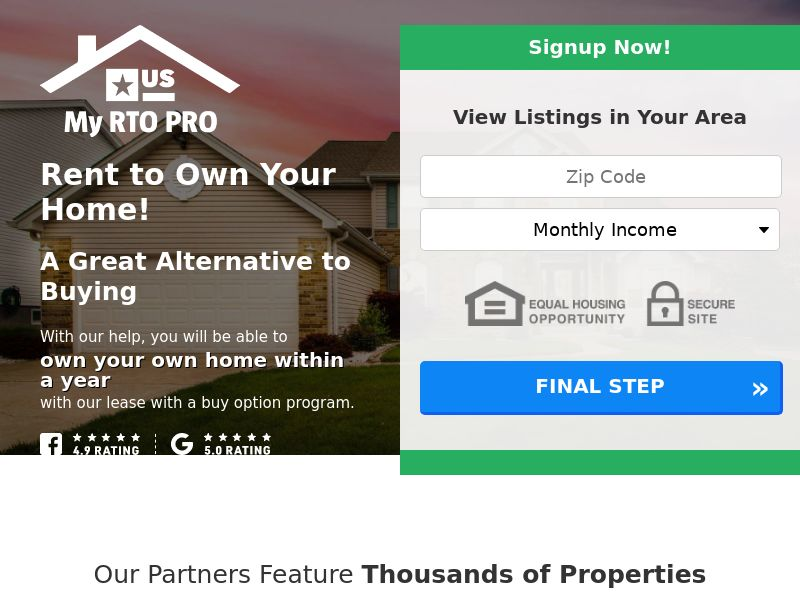 My RTO Pro (US) (CPL) (Display&Social) (Personal Approval)